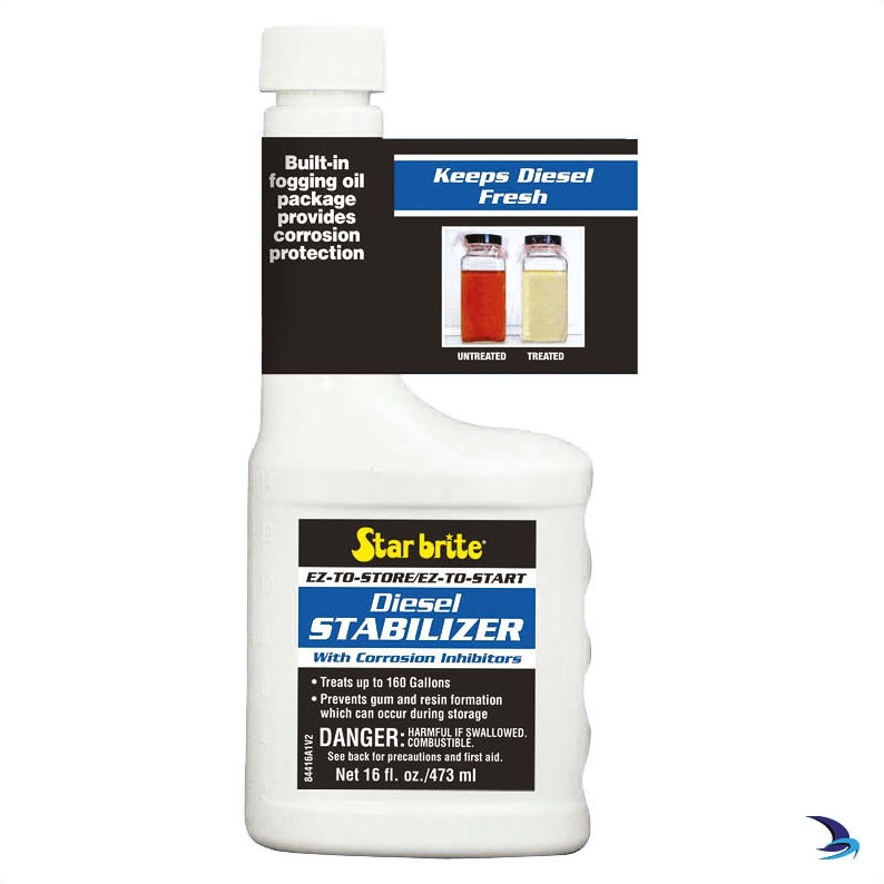 Starbrite - EZ-To-Store EZ-To-Start Diesel Storage Additive